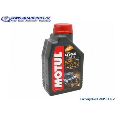 4-Takt Motorenöl Motul ATV-SxS Power 10W50 1 Liter