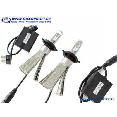 Auto LED NSSC 5S-Flex žárovka do světlometu H4 7000LM E-Homologavaná