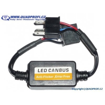 Can Bus Adapter pro LED G7 H4