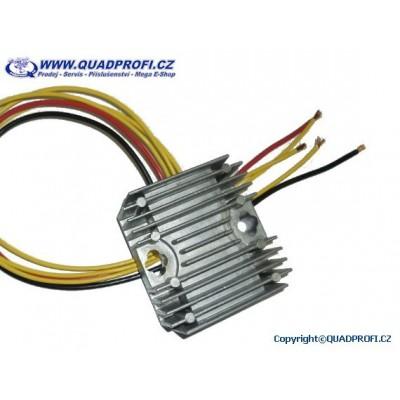 Regulátor nabíjení QP 500W pro univerzální použítí