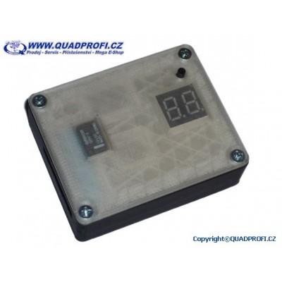 Modul kontroly řazení pro ATV s CVT variátorem