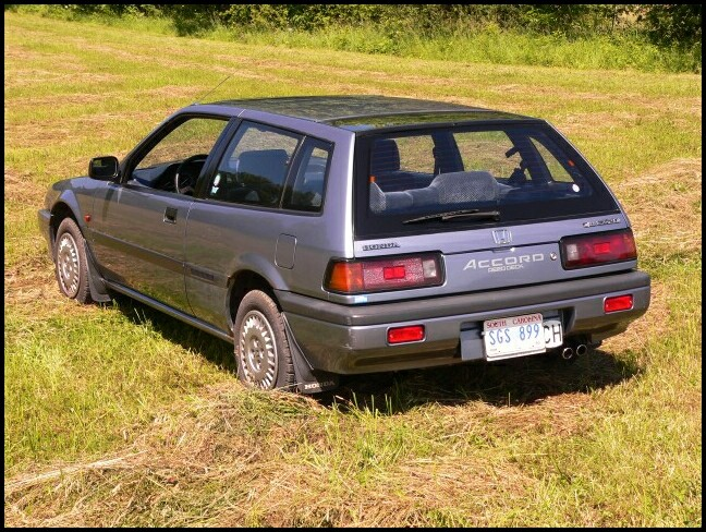 Honda Accord Aerodeck 2.0 1987 na prodej