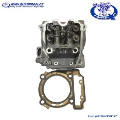 Cylinder head rear QPP Canam 800 - 420613532