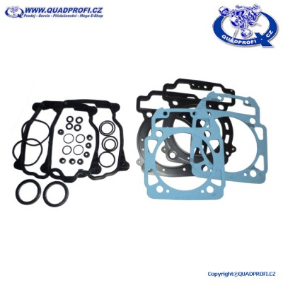 Gasket set Top end QPP - for CanAm Commander Maverick Renegade Outlander 800 06-15
