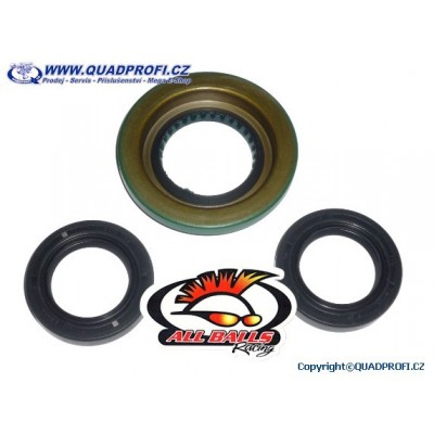 All Balls UPPER A Arm Bearing Bushing Seal Kit for Kawasaki KFX450R 08-12