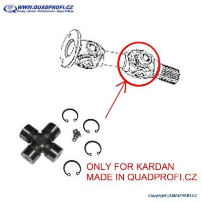 U-Joint repair Kit - 27110-AX400-000-1 for Gamax AX 600