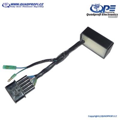 Elektronická jednotka převodovky QPE - náhrada za 3576A-RB1-0002 - pro Gamax Sym E-Ton 250 300