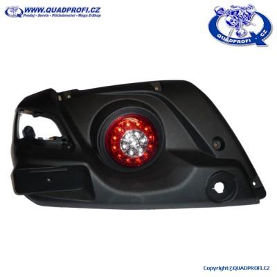 LED Kombinované koncové světlo s adapterem - pro Gamax AX 250 300 430 600