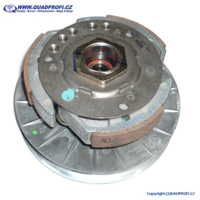 Driven Pulley Assy - B3010-RB1-0000 - 23010-RB1-0000 - pro E-Ton Eton Gamax SYM 250 300