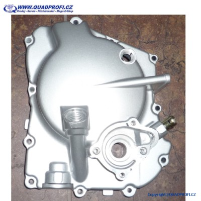 Engine cover right - A1330-RB1-0000 - 11330-RB1-000 - for E-Ton ETon Gamax SYM TGB 250 300