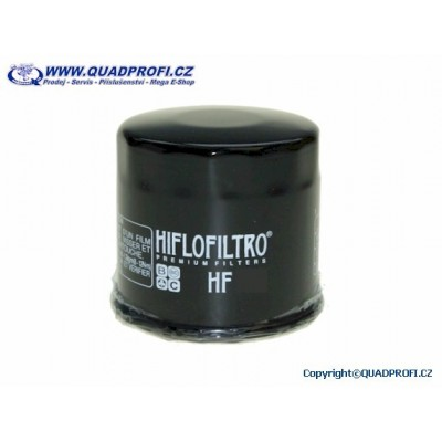 Oil filter HifloFiltro for SYM 600 spare for 15400-REA-000