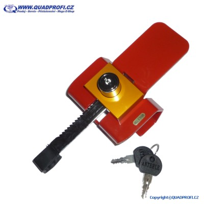 Grip Lock - for Moto - ATV - Quad - Scooter