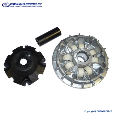 PRIMARY LOOSE PULLEY ASSY. - 0180-051200-0003