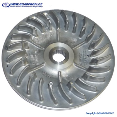 PRIMARY TIGHT PULLEY ASSY. - 0180-051300 (shaft 20mm)