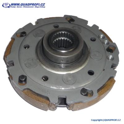 Clutch  - 0180-054000-0003 (Type HL)