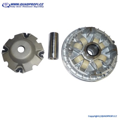 PRIMARY LOOSE PULLEY ASSY. - 0180-051200