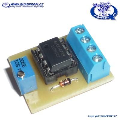 Indikátor nabíjení - modul 13,5V