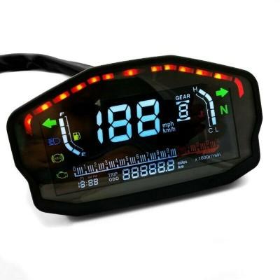 Odometer Digitalní Color MLS045 Universal for QUAD ATV