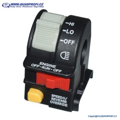 Multifunkční přepínač Polaris Sportsman 800 - náhrada za 4010422 4010591 4010560