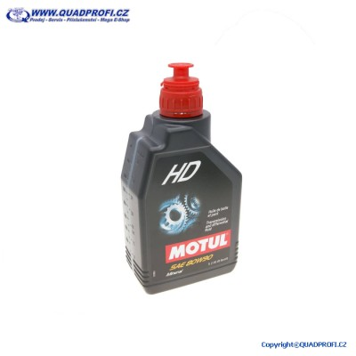 Gear oil Motul HD 80W90 1 litre