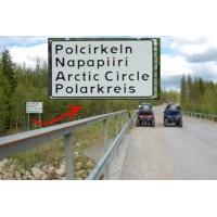 ATV Expedice Dirty Sweden za polární kruh a zpět 07/2022