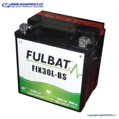 Akumulátor FULBAT FIX30L-BS