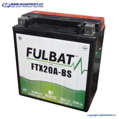 Akumulátor FULBAT FTX20A-BS