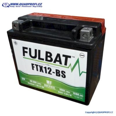 Akumulátor FULBAT FTX12-BS
