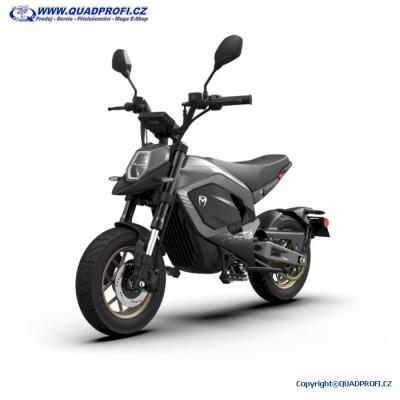 TROMOX Elektro Mini Bike - šedá