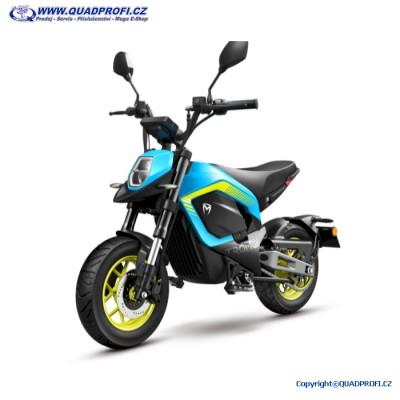 TROMOX Elektro Mini Bike - modrá