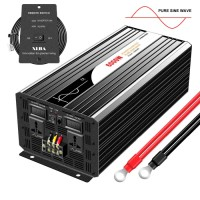 Měnič - Invertor 48V 6000W - Peak 12000W - čistý sinus