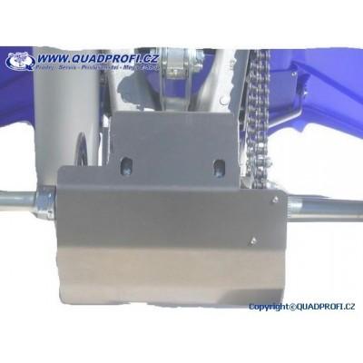 Chránič kyvné vidlice CRD pro Suzuki LTZ400