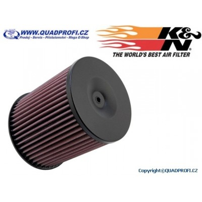 Air filter K&N YA-4504 for Yamaha YFZ 450