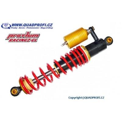 Tlumiče Protlum Racing pro Yamaha Raptor YFM700R