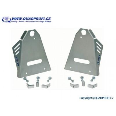 A-Arm protection CRD ProRider for Yamaha YFZ450 Mod 06-08
