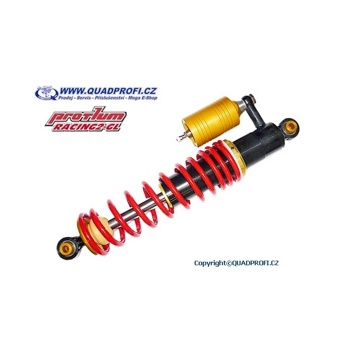 Shock Absorber Suspension Protlum Racing for CanAm Outlander 1000