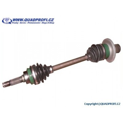 ATV Axle 1088 front left for Yamaha Grizzly 660