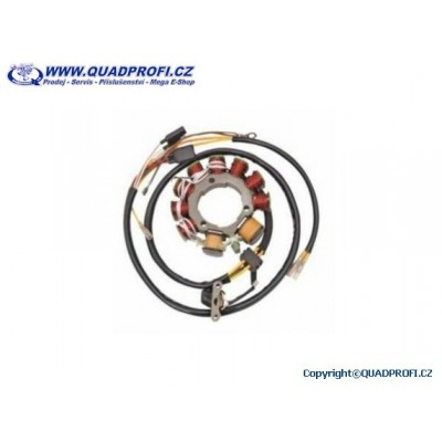 Stator for Suzuki Kingquad 700 750 spare for 32101-31G00