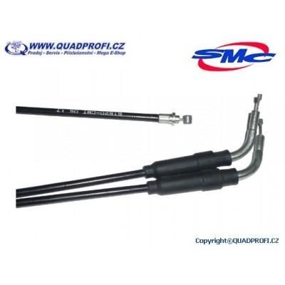 Lanko plynu - 61620-CBT-00 - pro SMC 250 Dva Karburátory