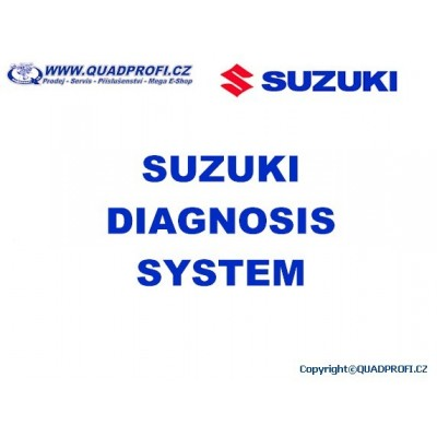 Servis Diagnostika Suzuki