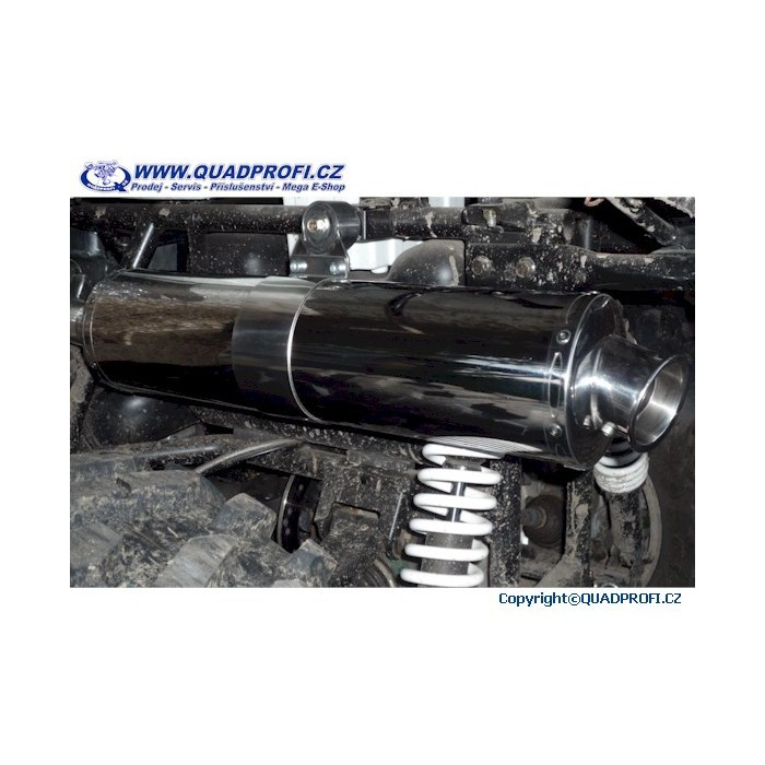Exhaust Stainless Steel for Gamax AX 600