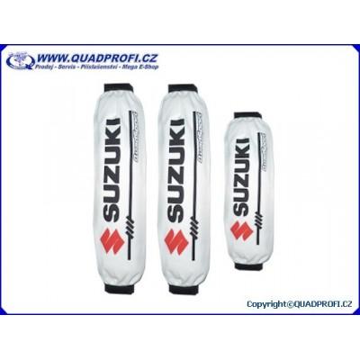 Chrániče tlumičů pro Suzuki LTZ400