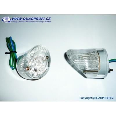 Blinkry univerzální LED - Dallas zadní