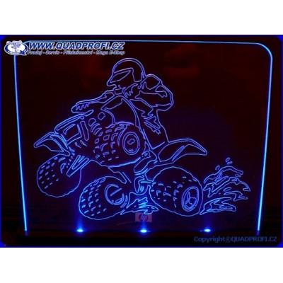Dekorativní LED obrázek TYP A