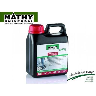Mathy® - TA - Řeší problémy s automatickými převodovkami