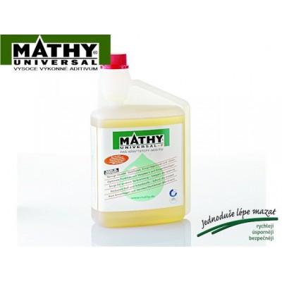 Mathy® - F - Univerzální aditivum do benzínu nebo nafty