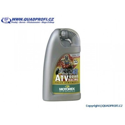 Motoröl Motorex ATV/QUAD 10W50 4T
