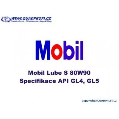 Gear Oil Mobil Lube 80W90