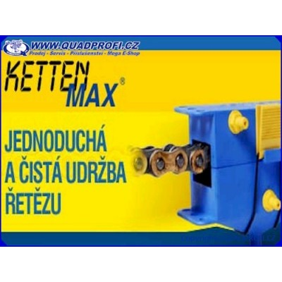 Tekutý čistič pro Kettenmax