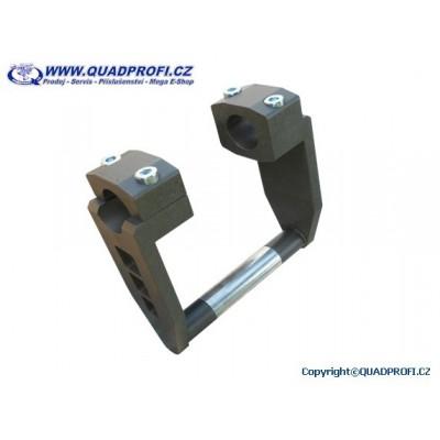 Klema řidítek MXF 125mm